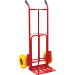 Clarke CST11PF 250kg Sack Truck with Puncture Proof Tyres