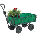 Clarke GT3 Towable Garden Trolley With Removable Liner