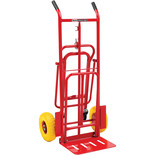 Clarke CST12PF 3 in 1 Sack Truck with Puncture Proof Tyres