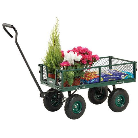 Image of Clarke Clarke GT4 150kg Garden Trolley