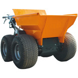 Altrad Belle BMD300 Minidumper (with Wide Tyres)