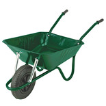 Heavy Duty Builder's Wheelbarrow