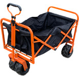 Sherpa Foldable Garden Trolley Cart