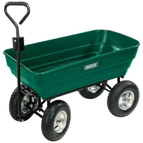 Image of Draper Draper GTC/HD Heavy Duty Tipping Cart
