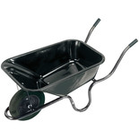 Draper BWB Contractors 85L Wheelbarrow