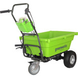 Greenworks GWG40GC 40V Garden Cart (Bare Unit)