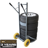 SIP Winntec Tyre & Wheel Cart