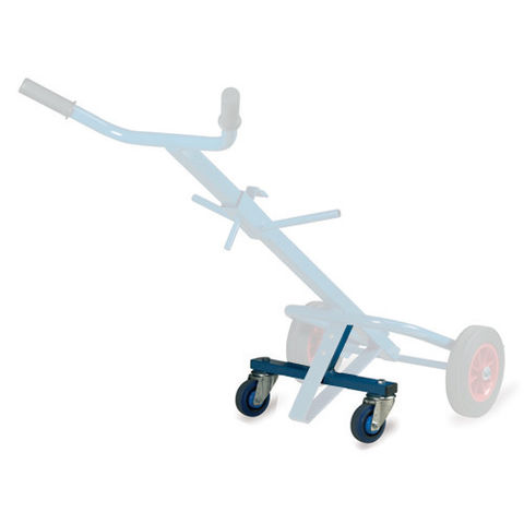 Image of Barton Storage Barton Drum Truck Rear Wheel Attachment
