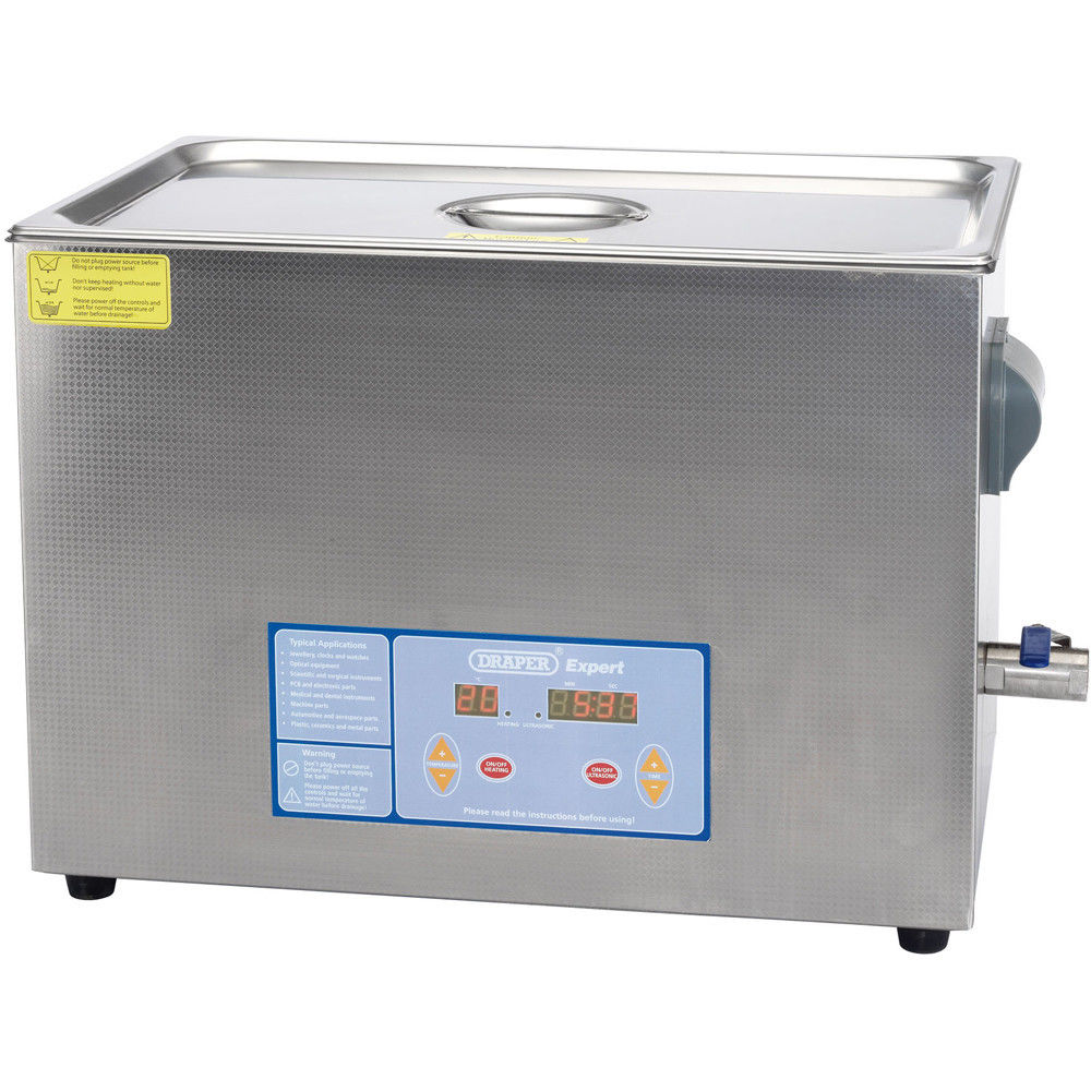 Ultrasonic Cleaners & Solutions - Machine Mart