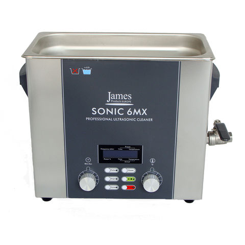 Image of James Products James Products SONIC 6MX 6L Ultrasonic Cleaner