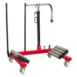 Sealey W1200T 1200kg Wheel Removal Trolley