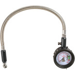 Laser Tyre Pressure /Tread Gauge with Flexi Hose