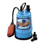 "Clarke Hippo 2A 1"" 250W 85Lpm 6m Head Water Pump with float switch (230V)"