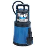 "Clarke CSE2 1¼"" 750W 253Lpm 10m Head Submersible Water Pump (230V)"