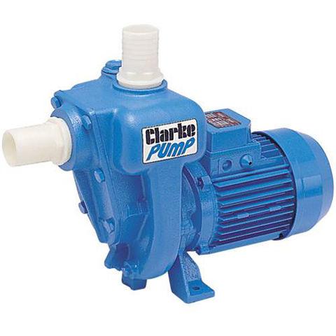 Image of Clarke Clarke CPE20A1 Industrial Self Priming Water Pump (230V)