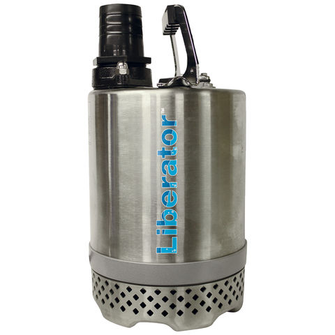 Image of TT Pumps T-T Pumps PH/LIB400/400V Liberator Submersible Drainage Pump