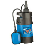 "Clarke HIPPO 5A 1¼"" 750W 208Lpm 8.5m Head Submersible Pump With Float Switch"