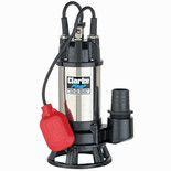 "Clarke HSEC651A 2"" 665W 290Lpm 9.5m Head Industrial Submersible Water Pump (110V)"