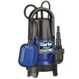 Clarke PSV6A 400W Submersible Pump With Folding Base