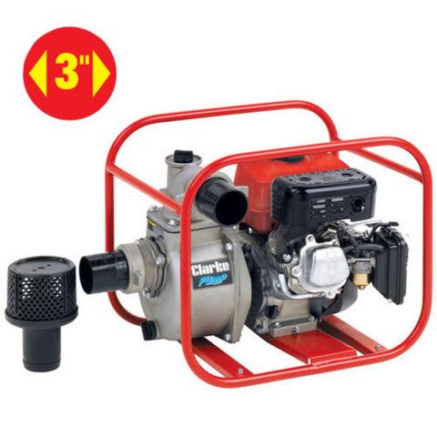 Image of Clarke Clarke PW3 3 Inch Petrol Water Pump