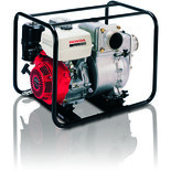 "Honda WT40 4"" High Flow Petrol Powered Trash Water Pump"