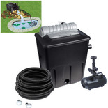 Hozelock 1341 PondPump and Filter Kit 5000 Litres