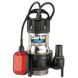 Clarke HSE130A Heavy Duty Submersible Water Pump