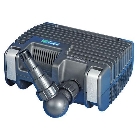 Image of Hozelock Hozelock Aquaforce 4000 Solids Handling Filter and Waterfall Pump