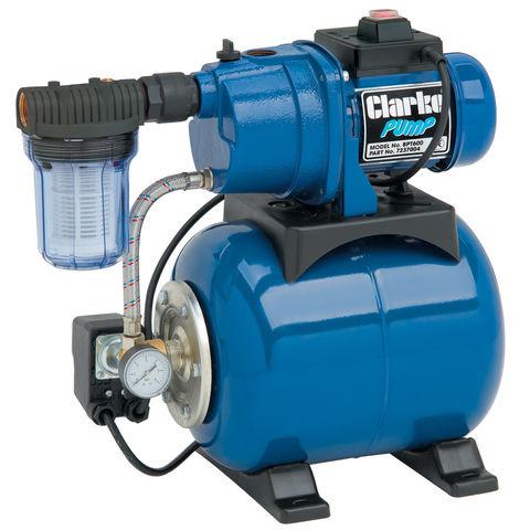 "Image of Clarke Clarke BPT600 1"" Booster Pump"