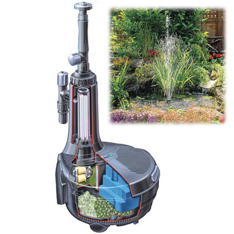 Image of Hozelock Hozelock Easyclear 9000 Clearwater and Fountain Pump