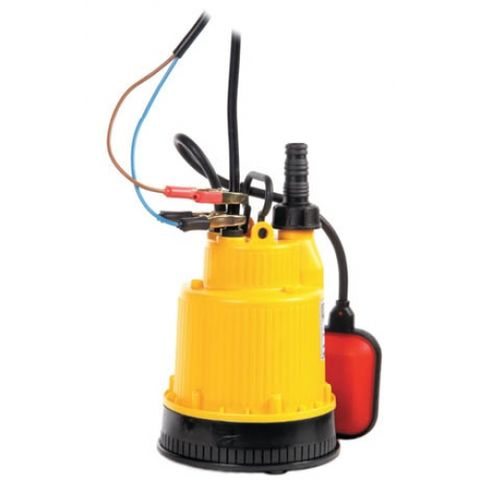 Image of Obart Select Baby Battery Automatic DC Submersible Pump (24V)
