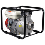 "Tsurumi TE2-100HA 4"" Petrol Powered Water Pump"