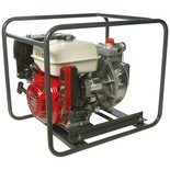 "Tsurumi TEW2-50HA 1"" & 1½"" Petrol Powered High-Pressure Water Pump"