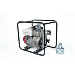 "Tsurumi TED2-100HA 4"" Petrol Powered Trash Pump"