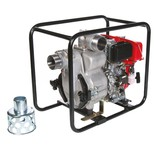 "Tsurumi TED-80RD 3"" Diesel Powered Trash Pump"