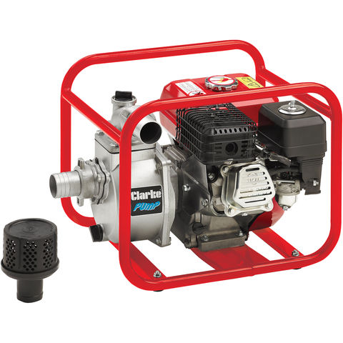 "Image of Clarke Clarke PW50 2"" Petrol Powered Water Pump"