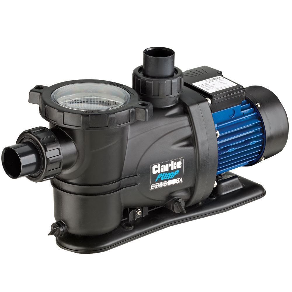 Clarke SPP07 Swimming Pool Pump - Machine Mart - Machine Mart