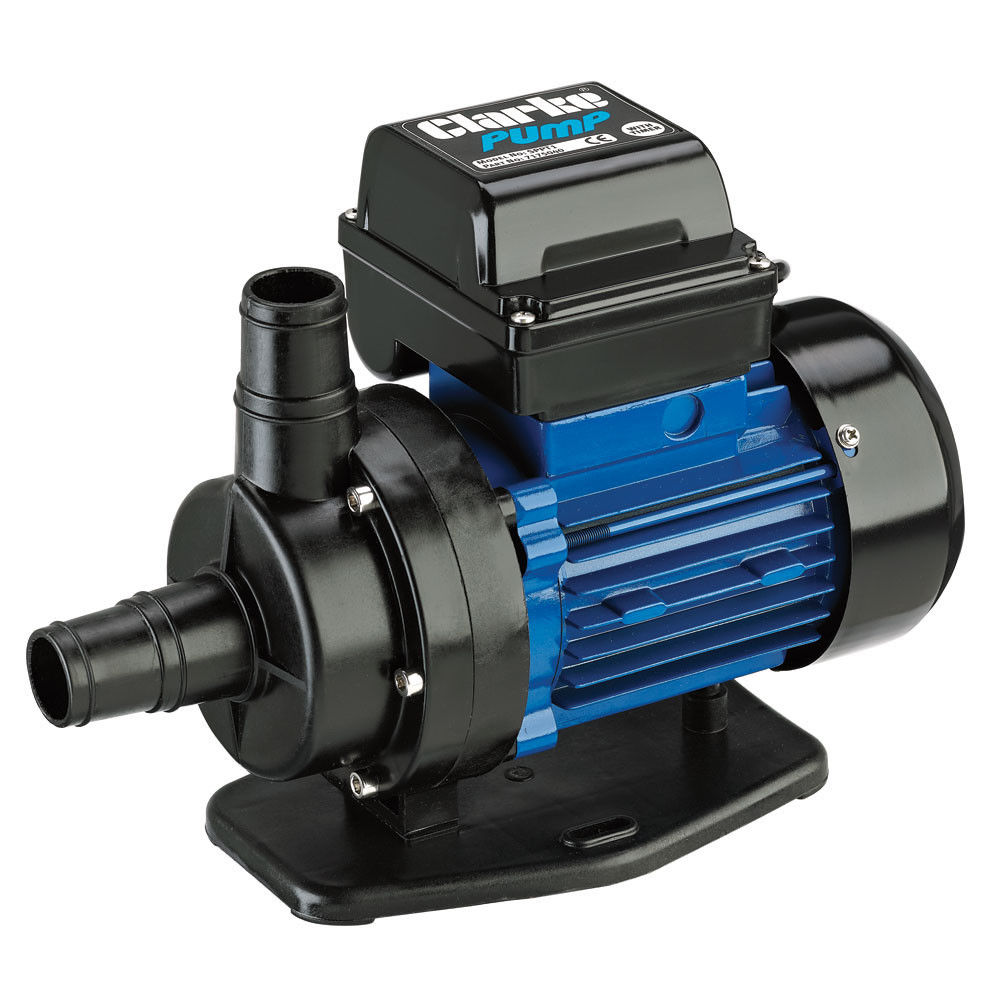 Clarke SPPT1 Swimming Pool Pump With Timer - Machine Mart ...
