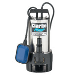 Clarke PSSV2A Stainless Steel Dirty Water Submersible Pump