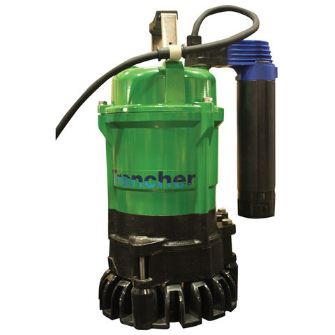 Image of TT Pumps TT Pumps PH/T750/110VZ Trencher Portable Submersible Water Pump