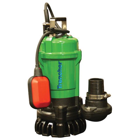Image of TT Pumps TT Pumps PH/T750/230VF Trencher Portable Submersible Water Pump