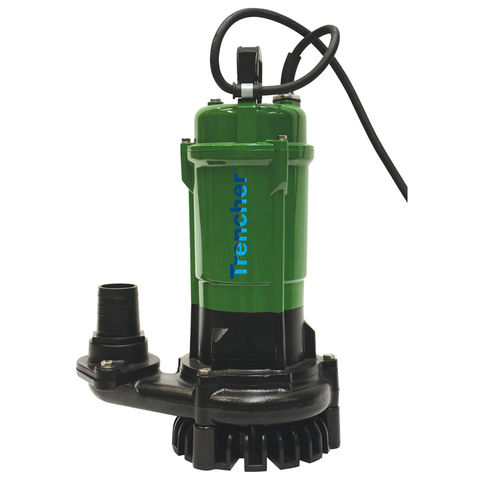 Image of TT Pumps TT Pumps PH/T1500/230V Trencher Portable Submersible Water Pump