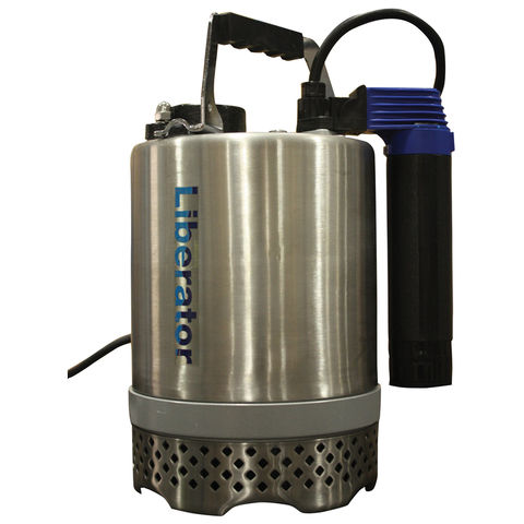 Image of TT Pumps TT Pumps PH/LIB400/230VZ Liberator Submersible Drainage Pump