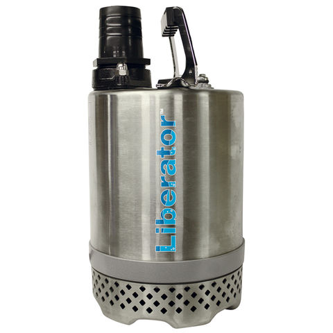 Image of TT Pumps TT Pumps PH/LIB400/110V Liberator Submersible Drainage Pump