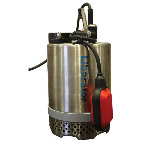 Image of TT Pumps TT Pumps PH/LIB750/230VF Liberator Submersible Drainage Pump