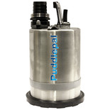 TT Pumps PH/PAL750/230V PuddlePal Portable Submersible Water Pump