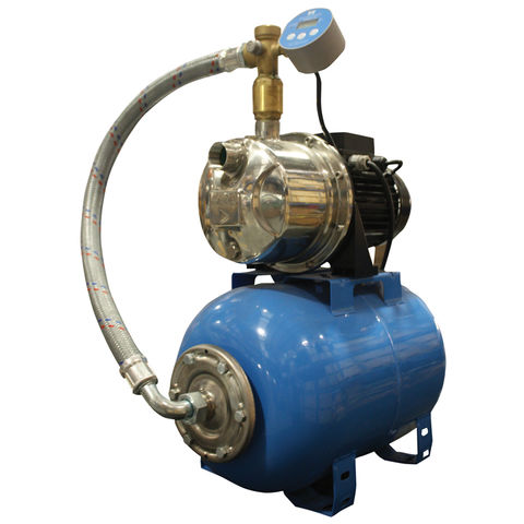 "Image of TT Pumps TT Pumps CHLF4-60 1"" Autosmart Booster Pump"