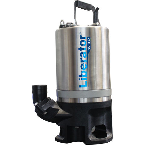 Image of TT Pumps TT Pumps PHLIBV750 Liberator Vortex Submersible Drainage Pump (400V)