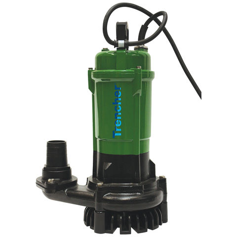 Image of TT Pumps T-T Pumps PH/T750/400V Trencher Submersible Drainage Pump