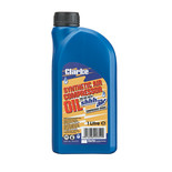 Clarke Long Life Synthetic Compressor Oil 1Litre